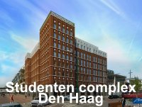 Studentencomplex Den Haag , Hollands Spoor
