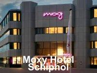 Control It All - Moxy Hotel , Schiphol
